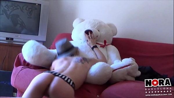 The horny Teddy Bear – Furry